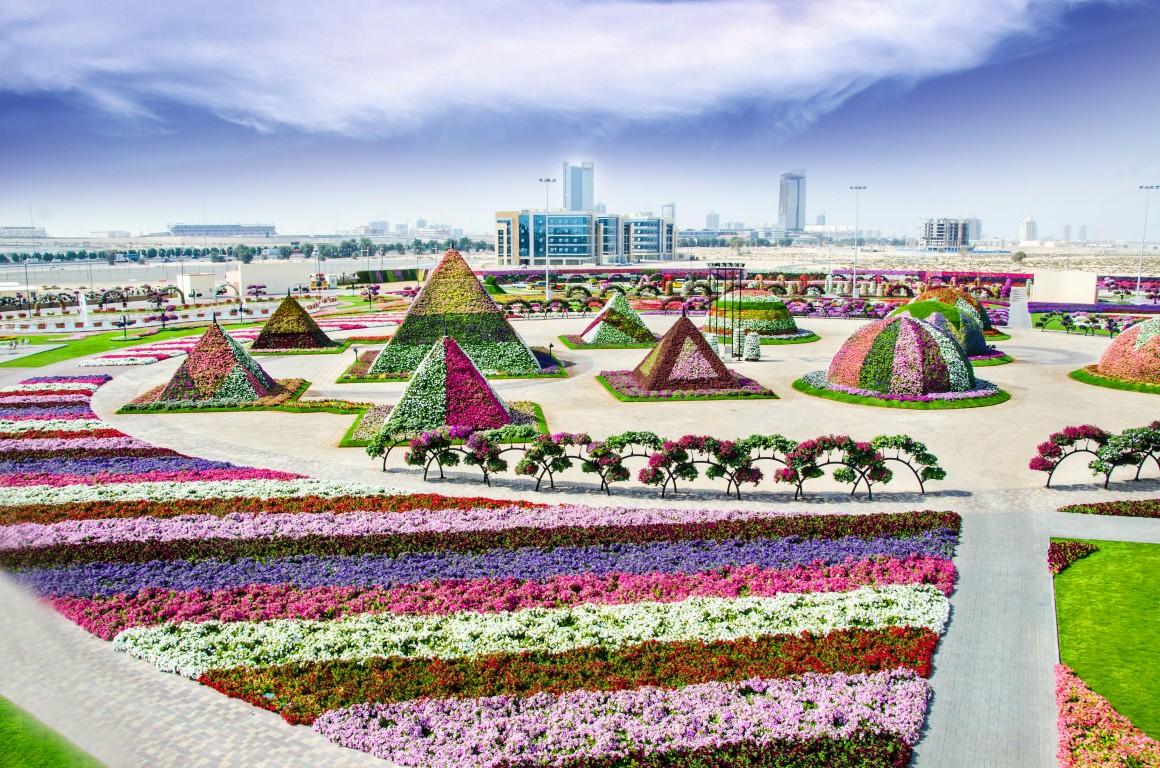Dubai miracle garden dubai miracle garden location map for Home garden design dubai