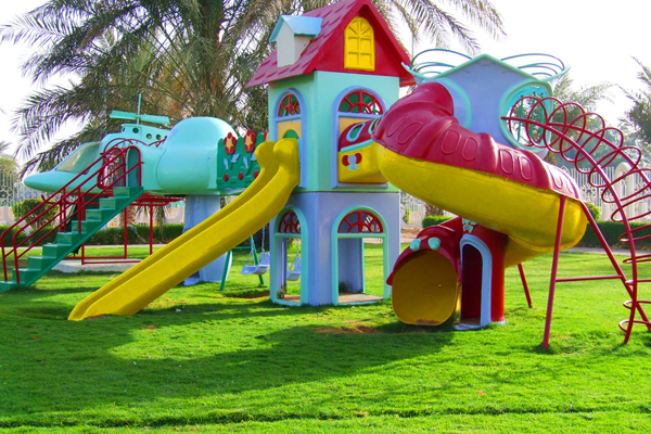 Ihram Kids For Sale Dubai: Dubai Miracle Garden » Children Playgrounds